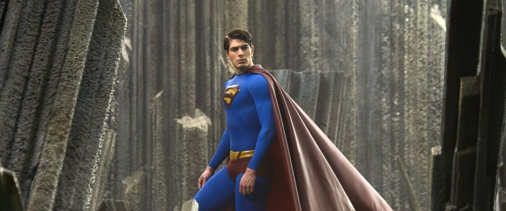 Brandon Routh Workout 1