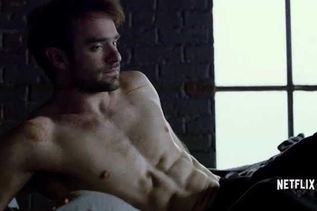 Charlie Cox Workout 1