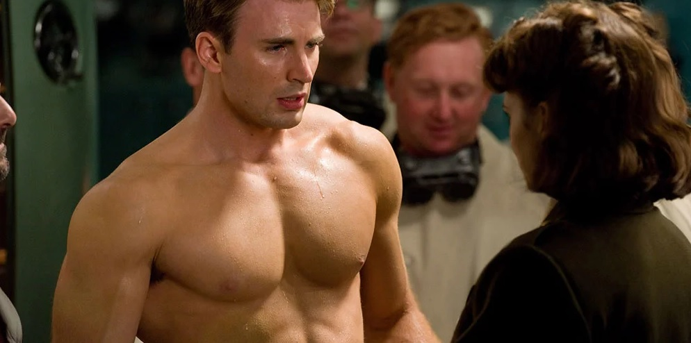 Chris Evans Workout Routine 2