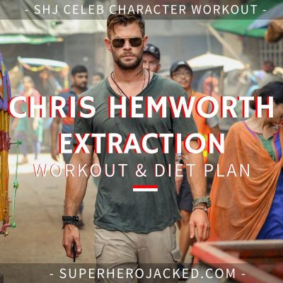 Chris Hemsworth Extraction Workout
