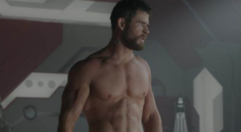 Chris Hemsworth Workout 2