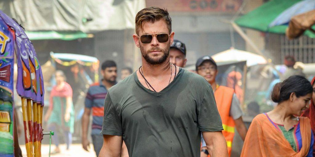 Chris Hemsworth Workout 2