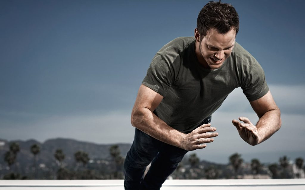 Chris Pratt Workout 4