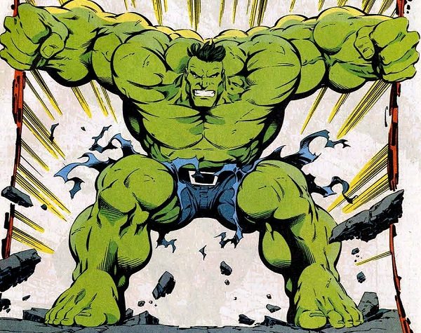 Hulk-Strength