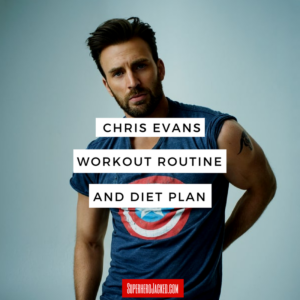 Chris Evans Workout