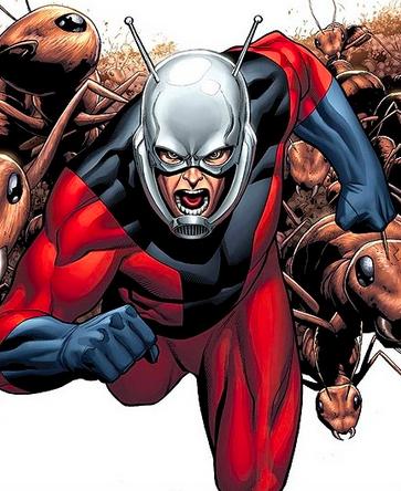 Hank Pym Ant Man