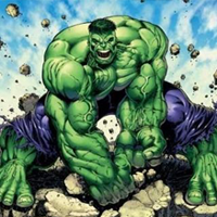 The Hulk - Mass Gain