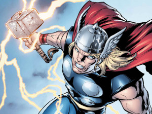 Are you Strong Enough to lift Thor's Hammer? How to Train to be Worthy