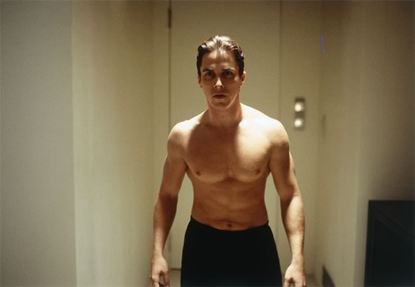 Christian Bale Workout 4