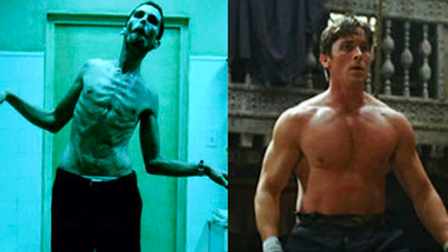christian bale workout batman - photo #5