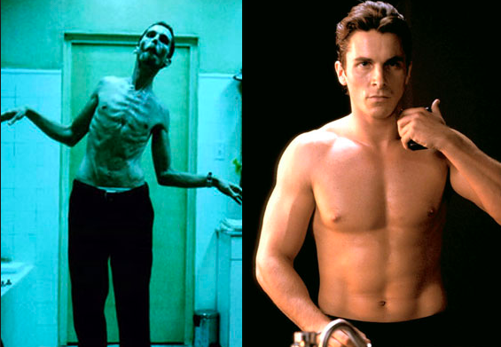 christian bale workout batman - photo #15