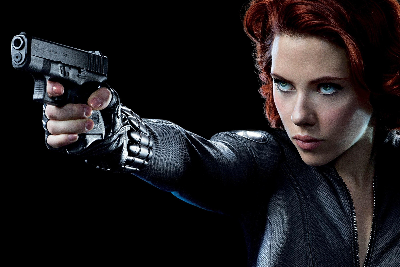 Scarlett Johansson's training and diet routine