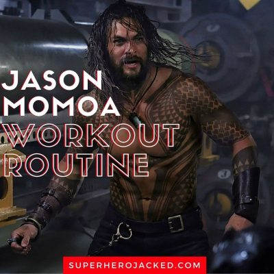 Jason Momoa Workout