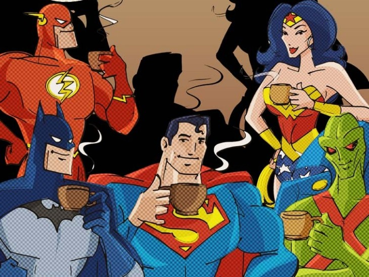 SuperheroesCoffee