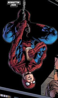 spiderman coffee