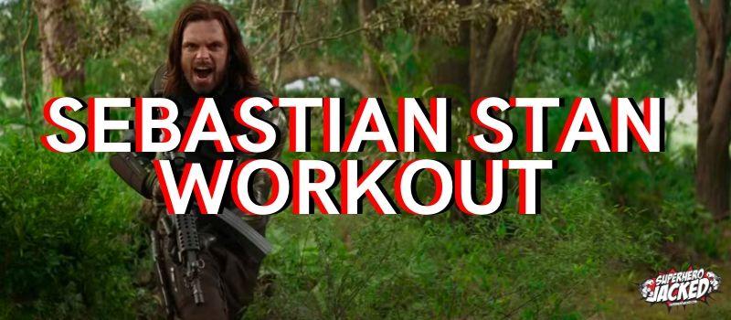 Sebastian Stan Workout Routine