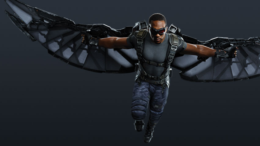 anthony mackie falcon