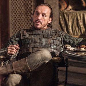 Bronn from Game of Thrones