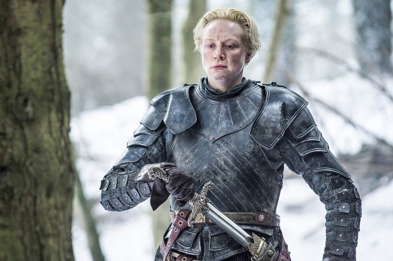 Brienne Game of Thrones Season Six