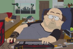 fat-guy-playing-on-computer