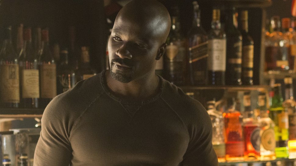 Mike Colter Workout 3