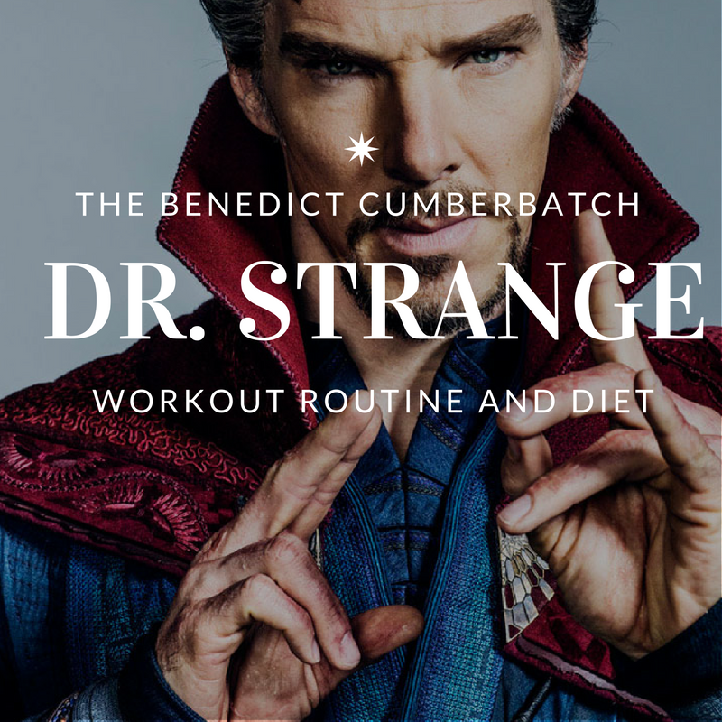 Benedict Cumberbatch Workout