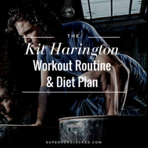 The Kit Harington Workout Routine and Diet: How to get as Jacked as Jon Snow!