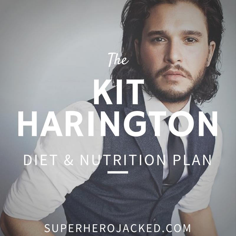 Kit Harington Diet and Nutrition