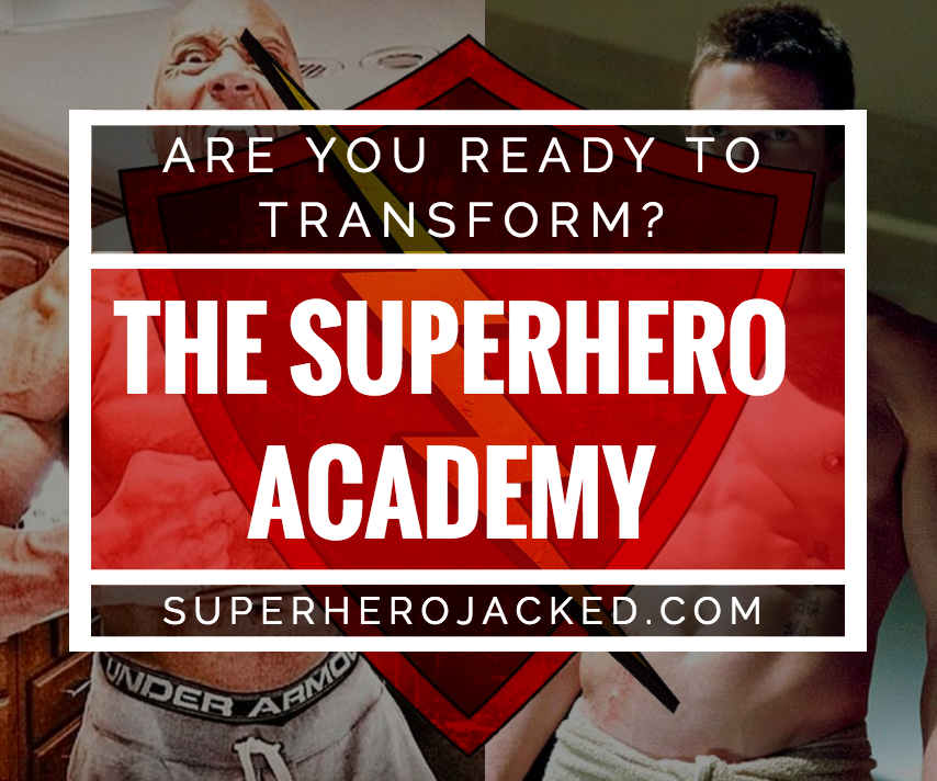 Join the Academy – Change your Life