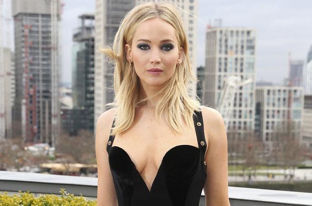 Jennifer Lawrence Workout 2