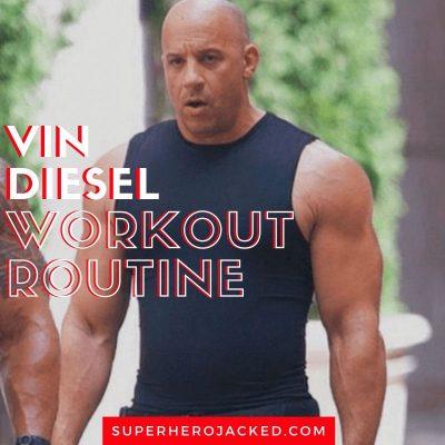 Vin Diesel Workout