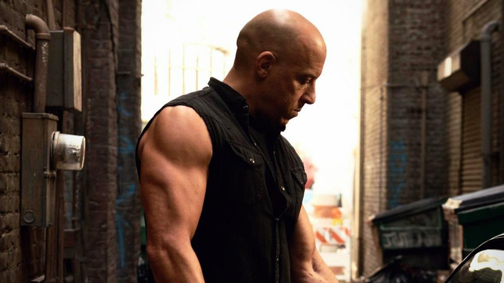 Vin Diesel Workout 3