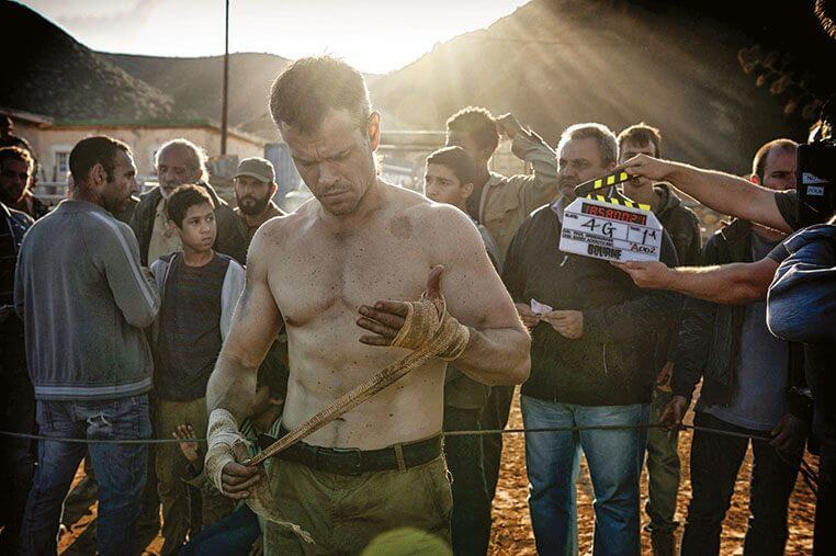 matt damon workout 2