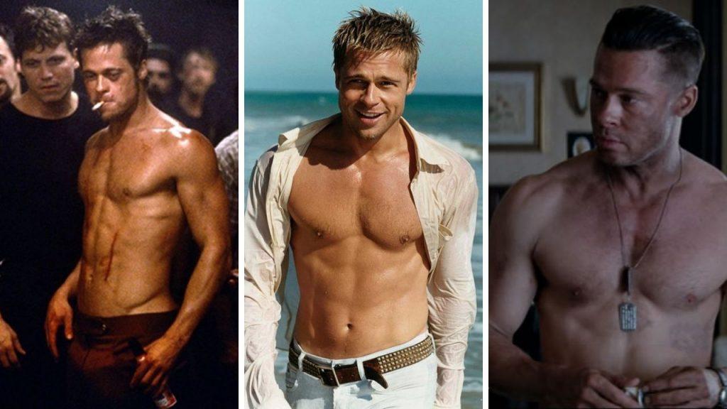 Brad Pitt Workout 2