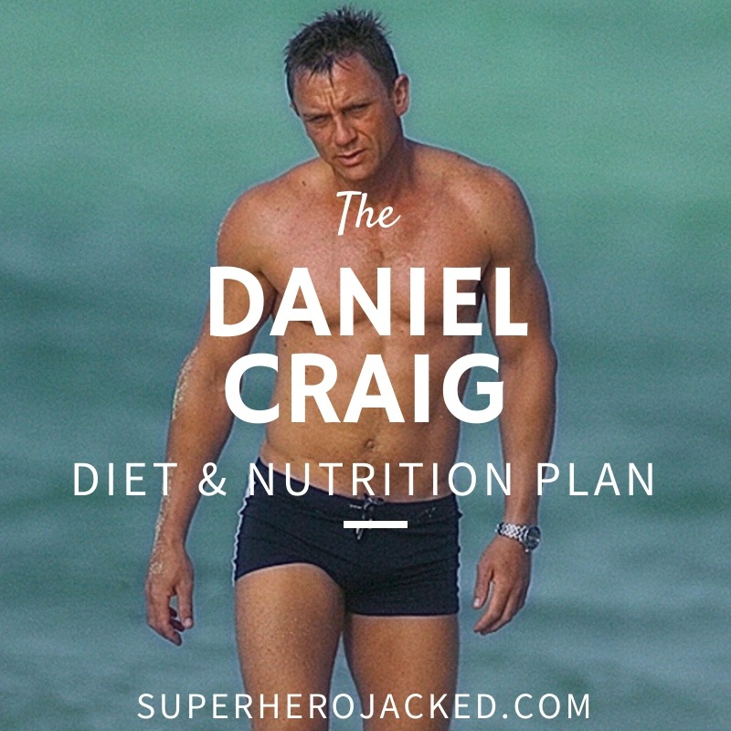Daniel Craig Diet and Nutrition
