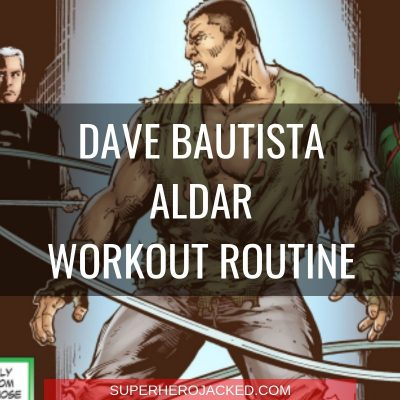 Dave Bautista Aldar Workout