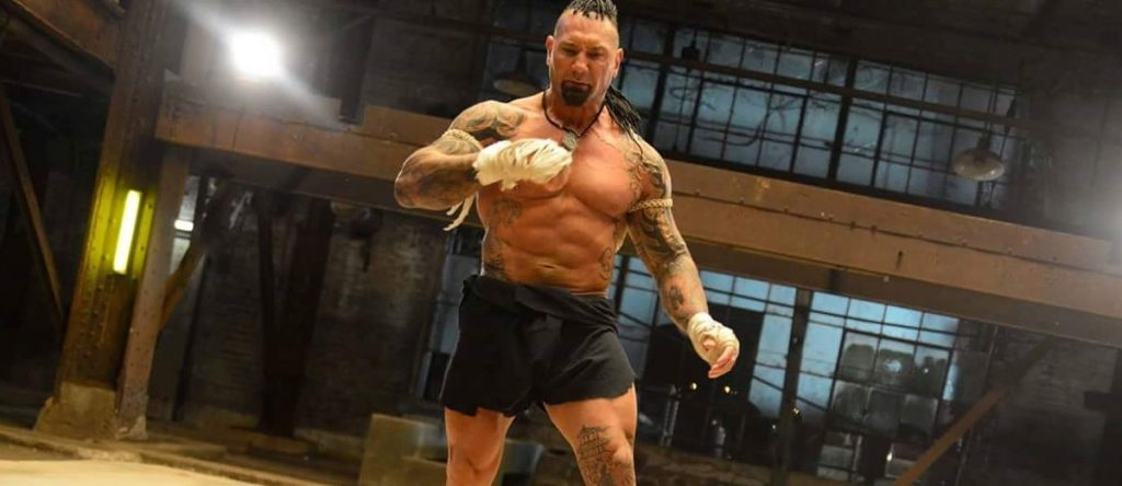Dave Bautista Workout Routine: From Professional Wrestling