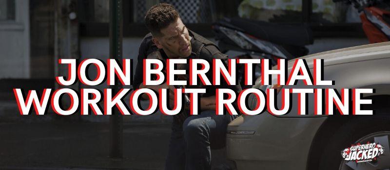 Jon Bernthal Workout