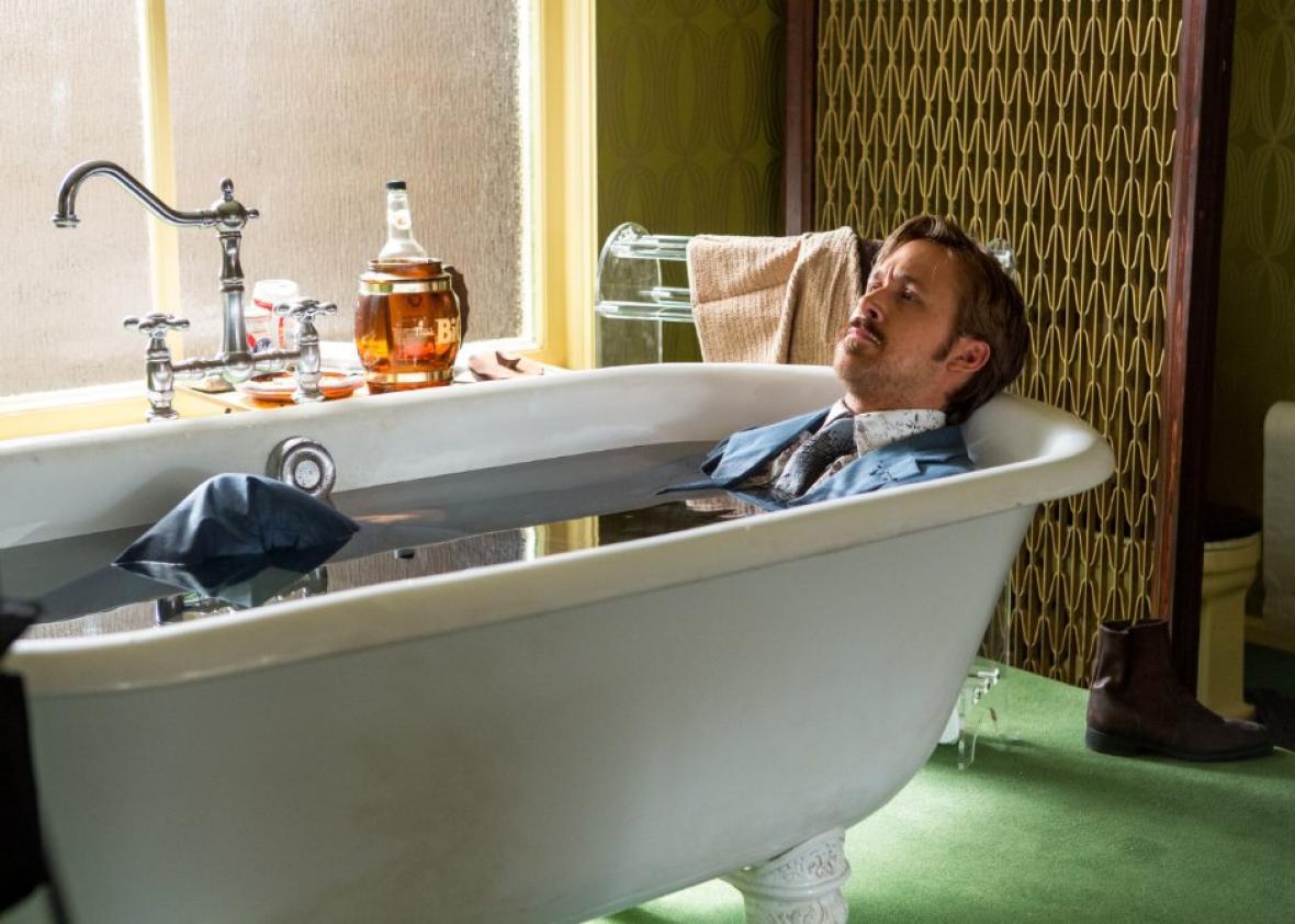 Ryan Gosling Workout 3
