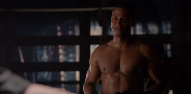David Ramsey Workout Routine 2