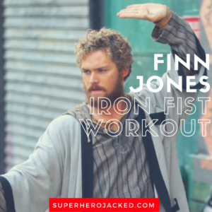 Finn Jones Workout Routine and Diet: How to Train like Iron Fist