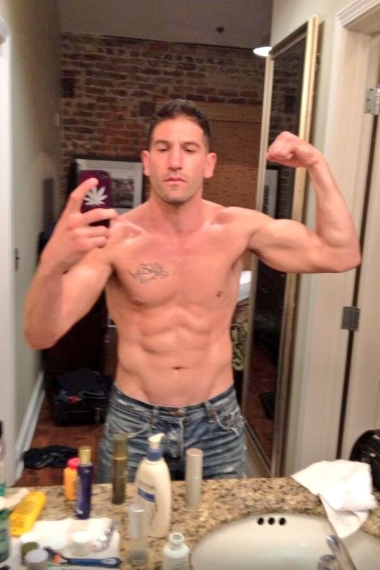Jon Bernthal Workout Routine And Diet Walking Dead Star Turned Marvel S Punisher