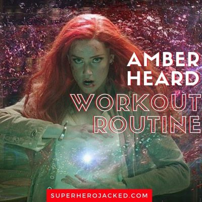 Amber Heard Workout