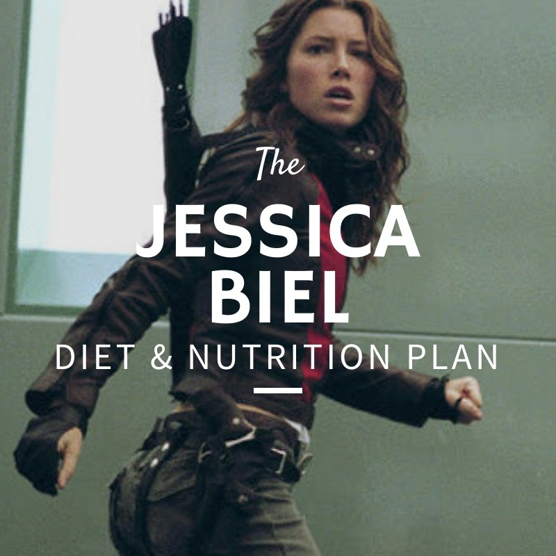 Jessica Biel Diet and Nutrition