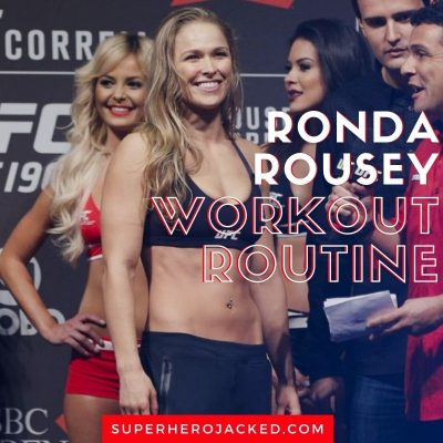 Ronda Rousey Workout