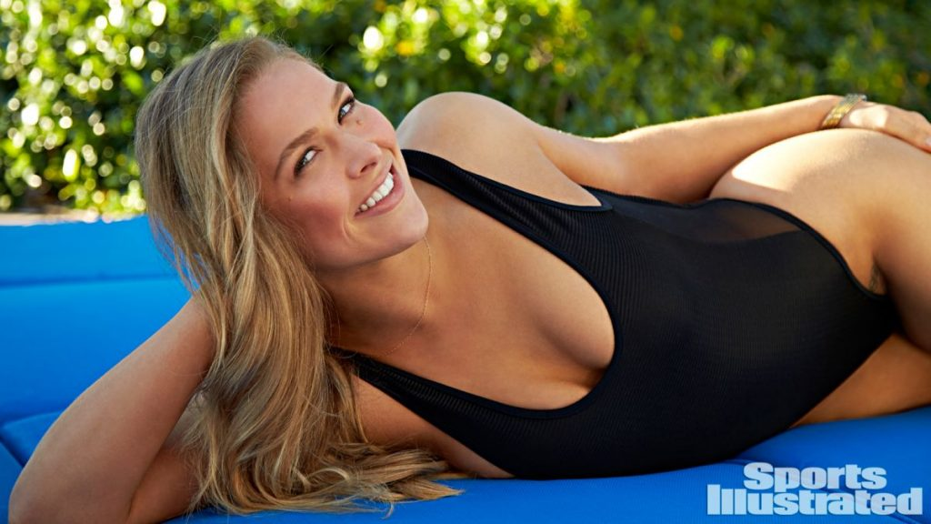 ronda rousey workout 3