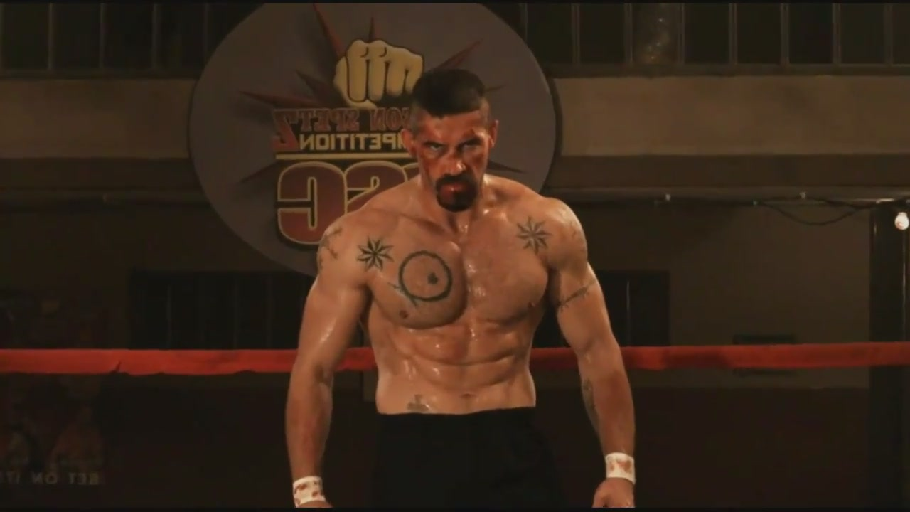 LEGALLY MUSCLED: BUILDING BOYKA: THE UNDISPUTED WORKOUT |Scott Adkins Undisputed 3 Workout