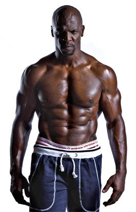 Terry Crews Workout Routine and Diet Plan: His Fountain of ...