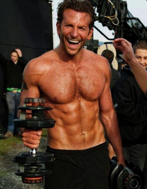bradley cooper workout 1