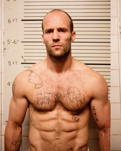 The Jason Statham Work...